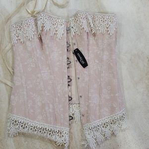 Corset new never use